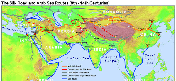 China and the Silk Roads - registration